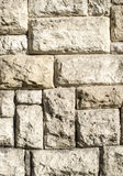 Old stone wall closeup Royalty Free Stock Photos