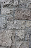 Old stone wall colors and texture Royalty Free Stock Images