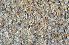 Old stone wall. Fragment of old stone wall for background Royalty Free Stock Photo