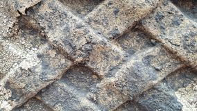 Old stone wall pattern stock photography