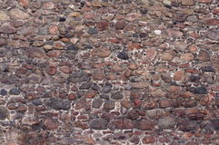 Old stone wall. Stock Photos