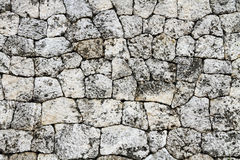 Old stone wall texture Stock Photography