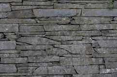 Old stone wall texture Stock Photo