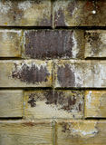 An Old Stone Wall Texture / Background Royalty Free Stock Photo
