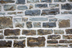 Old stone wall texture Stock Photos