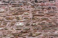 Old stone wall texture Stock Image