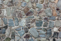 Old stone wall texture. Royalty Free Stock Photo