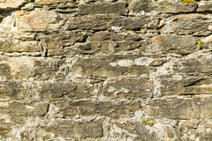 Old stone wall texture Royalty Free Stock Image