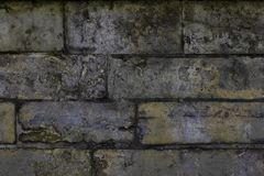 Old stone wall. Vintage effect. royalty free stock images