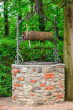 Old stone water well Royalty Free Stock Photo