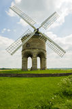 An old stone windmill Royalty Free Stock Images