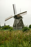 Old Stone Windmill Royalty Free Stock Photography