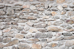 Old stones wall background Stock Images
