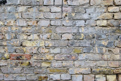 Old Stonewall Texture Royalty Free Stock Images