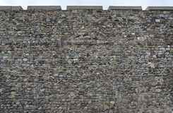 Old stonework of  fortress wall Stock Photography