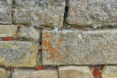 Old Stonework Wall Stock Photos