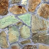 Old Stonework Wall Royalty Free Stock Image