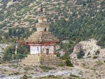 Old Stony Stupa Royalty Free Stock Photo