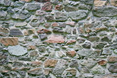 Old stony wall Royalty Free Stock Photo