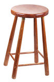 Old stool Royalty Free Stock Images