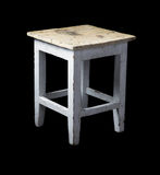 Old stool Royalty Free Stock Photo
