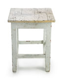 Old stool Royalty Free Stock Photography