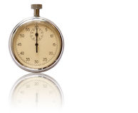 Old Stopwatch Royalty Free Stock Photo