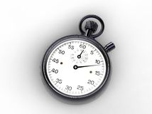 Old Stopwatch Stock Image