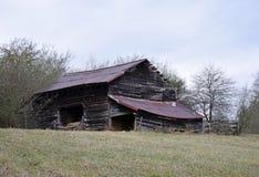 Old Storage Barn. Property landscape Stock Images