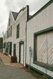 Old Store Front. Mast General Store Circa 1800s Royalty Free Stock Photos