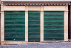 Old store front Royalty Free Stock Photos