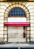 Old store front Royalty Free Stock Images