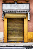 Old store front. Nice facade Royalty Free Stock Image