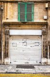 Old store front. Nice facade Stock Image
