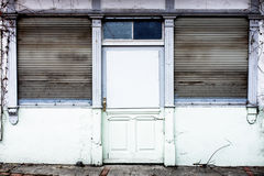 Old store front Stock Images