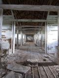 Old storehouse Stock Photos