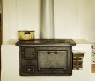 Old Stove Stock Image