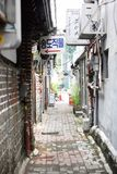 Old street Stock Photo