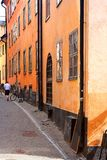 Old street Stock Image