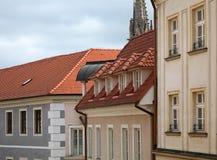 Old street in Bratislava. Slovakia Royalty Free Stock Photo