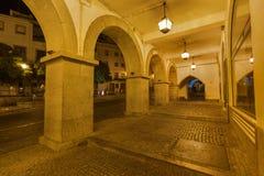 Old street - Elvas Portugal Stock Photography