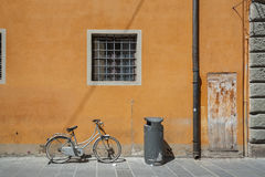 Old Street in Italy Royalty Free Stock Image