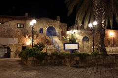 Old street of Jaffa, Tel Aviv Stock Photo