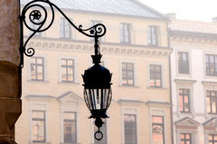 Old street lamp Stock Photo