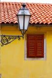 Old street-lamp Stock Photo