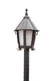 Old street lamp. Royalty Free Stock Photography
