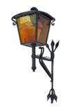 Old street-lamp Stock Image