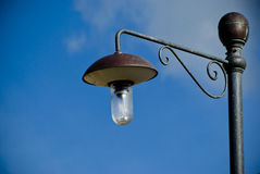 Free Old Street Lamp Royalty Free Stock Photo - 35237935