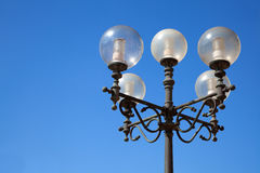 Old street-lamp Royalty Free Stock Image