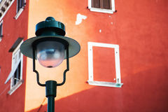 Old street lamp Stock Image